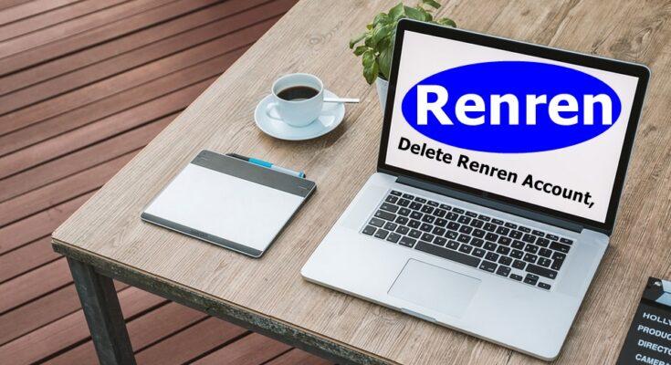 How To Delete Renren Account
