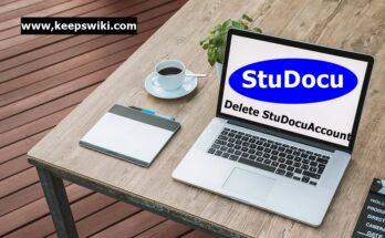 How To Delete StuDocu Account