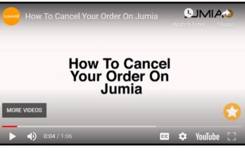 How To Cancel Your Order On Jumia