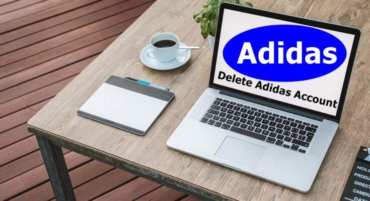 How to delete Adidas account