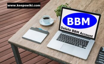 how to delete BBM account