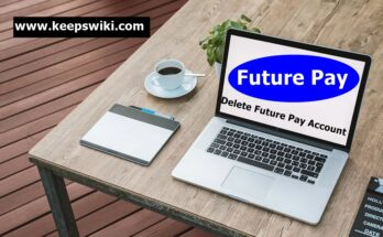 how to delete Future Pay account