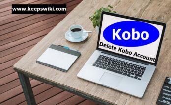 how to delete Kobo account