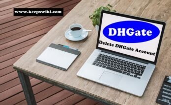 How to delete DHGate Account