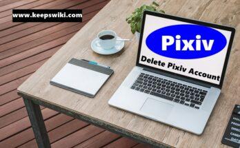 How to delete Pixiv Account