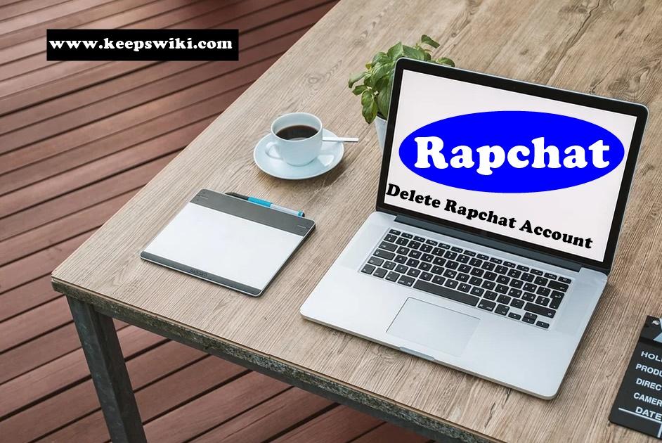 How to delete Rapchat Account
