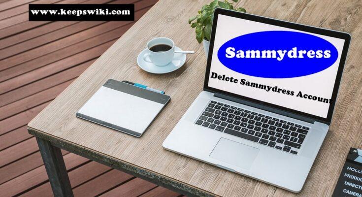 How to delete Sammydress Account
