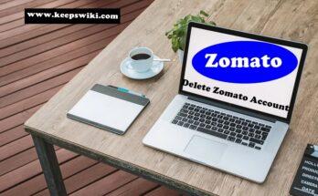 How to delete Zomato Account