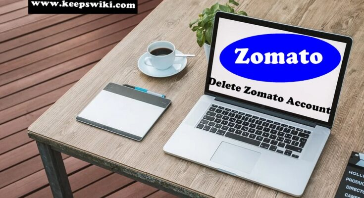 How to delete Zomato Account