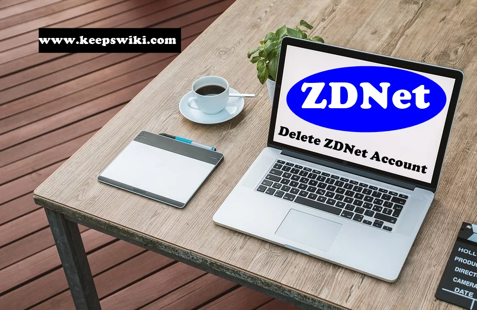 how to delete ZDNet account