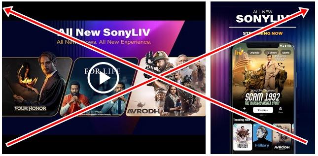 How To Delete SonyLIV Account