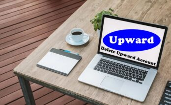 How To Delete Upward Account