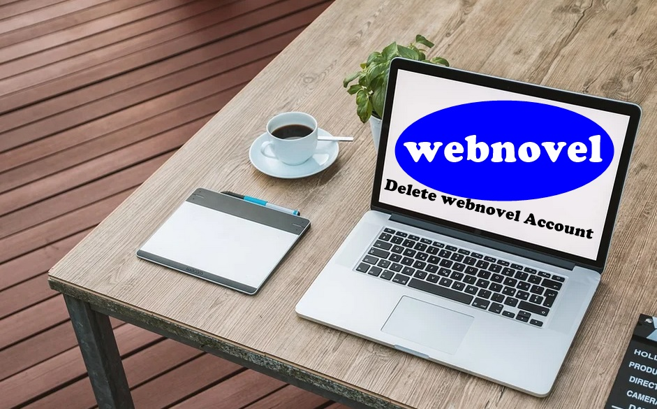 How to delete webnovel Account
