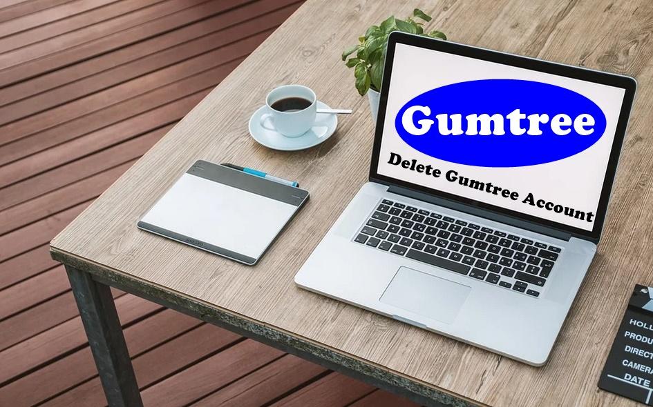 how to delete Gumtree acount