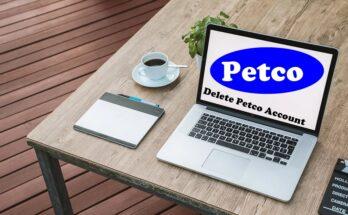 how to delete Petco account