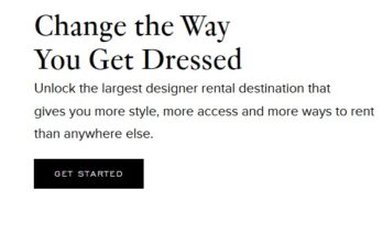 how to delete Rent the Runway account