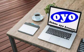 how to delete oyo account