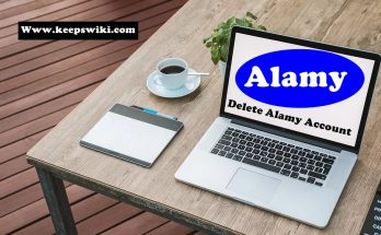 How To Delete Alamy Account