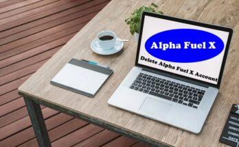 How To Delete Alpha Fuel X Account