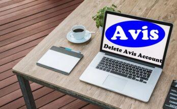How To Delete Avis Account