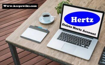 How To Delete Hertz Account