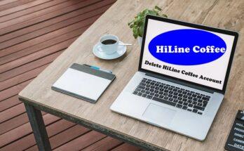 How To Delete HiLine Coffee Account