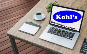 How To Delete Kohl's Account