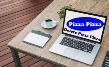 How To Delete Pizza Pizza Account