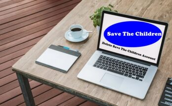 How To Delete Save The Children Account
