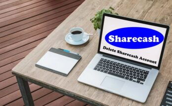 How To Delete Sharecash Account