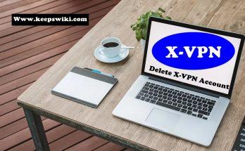 How To Delete X-VPN Account