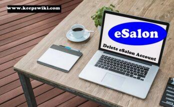 How To Delete eSalon Account
