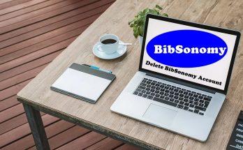 How To Delete BibSonomy Account