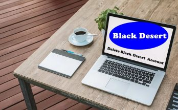 How To Delete Black Desert Account