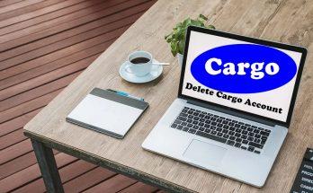How To Delete Cargo Account