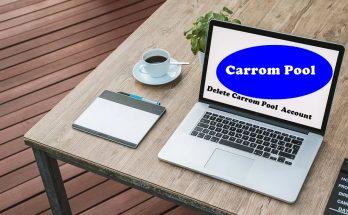 How To Delete Carrom Pool Account
