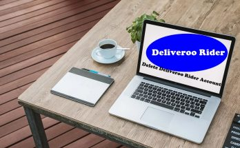 How To Delete Deliveroo Rider Account