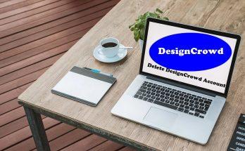 How To Delete DesignCrowd Account