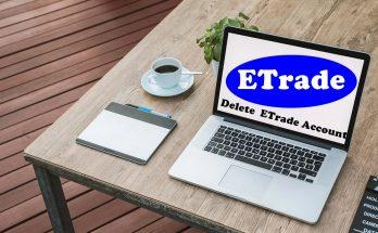 How To Delete ETrade Account