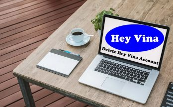 How To Delete Hey Vina Account