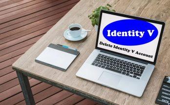 How To Delete Identity V Account