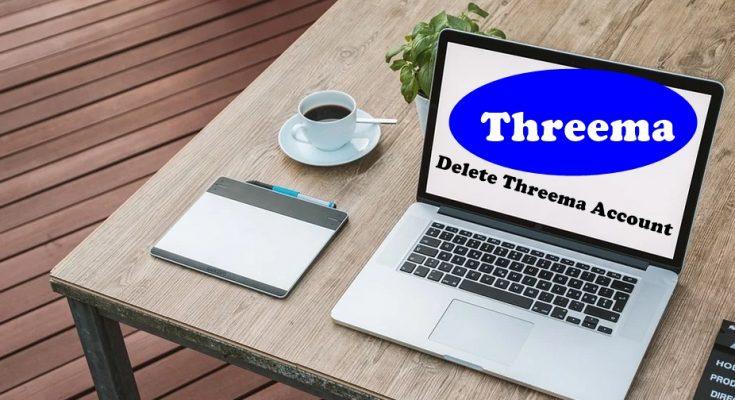 How To Delete Threema Account