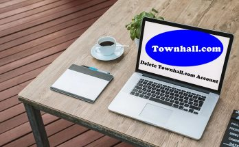 How To Delete Townhall.com Account