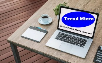 How To Delete Trend Micro Account