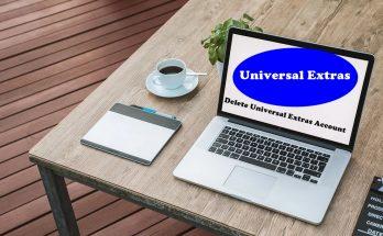 How To Delete Universal Extras Account