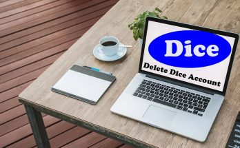 How To Delete Dice Account