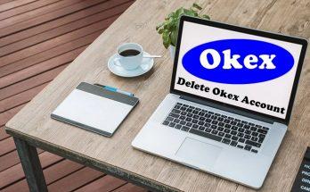 How To Delete Okex Account