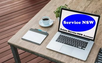 How To Delete Service NSW Account